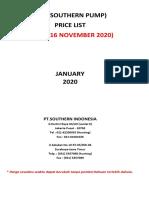 Revisi Southern Pump 16 Nov 2020