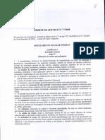 Regulamento da Universidade de Évora