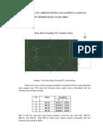 Laporan Survey Pt. Cp & Survey Lanjutan Pt. Bbu