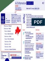 @ARSOC_#COVID-19_BulletinInfo3_20200311