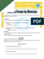 Aplicación átomo y moleculcas