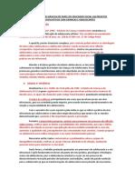 NOÇÕES BÁSICAS DO PAPEL DO EDUCADOR SOCIAL EM PROJETOS SOCIOEDUCATIVOS COM CRIANÇAS E ADOLESCENTES
