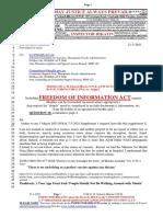 20210321-Mr G. H. Schorel-Hlavka O.W.B. to Pm Mr Scott Morrison & Ors-re FOI, Coronavirus, Dna, Etc-suppl 2