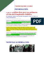 Mas Noticias 3-3-2011 2v
