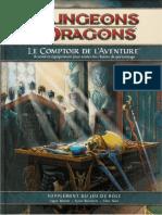 D&D4 - Le Comptoir De L'aventure