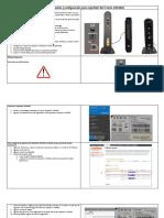 Manual de Configuración repetidor Arris VAP4402