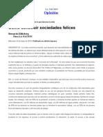 ComoConstruirSociedadesFelices_19Mayo2010_LaNacion