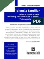 VIOLENCIA FAMILIAR - Silvina A. Bentivegna_1
