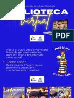 Biblioteca Virtual - Escola Shiruca (PDF Interativo)