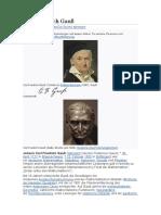 Carl Friedrich Gaussssss