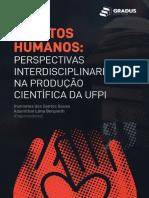 SOUSA, J. S.; BORGNETH, A. L. Direitos Humanos - Perspectivas Interdisciplinares Na Produção Científica Da UFPI