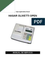 Manual_Service-Hasar_Olivetti_Open