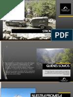 PRESENTACION STRONGER CAMP NUEVO FXP-3