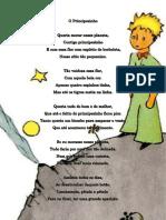 O Principezinho -Inês Oliveira