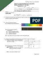 Teste Q1.2 n.º 1 - V1 10-4