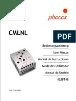 Manual Phocos