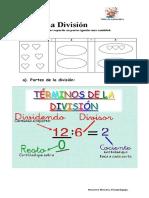 Guía de Refuerzo de Divisiones
