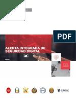 Alerta integrada de seguridad digital N° 040-2021-PECERT