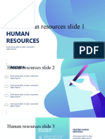 Human Resources Slides