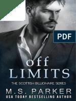 1. The Scottish Billionaire 1 - Off Limits (PAPA LIVROS)