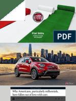 Fiat Ad Campaign Creative Concept