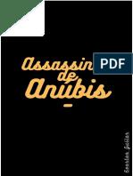 1 PDF - Assassinos de Anúbis