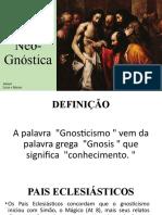 NEO GNOSTICISMO