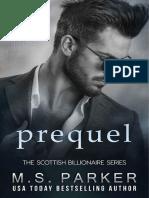 0.5. Prequel (the Scottish Billionaire, #0.5) by M.S. Parker