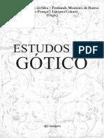 Livro Estudos Do Gotico Ff