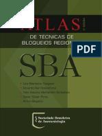 eBook Atlas Tecnicas de Bloqueios Regionais Sba