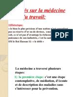 Généralités_sur_ la_ médecine_du_travail