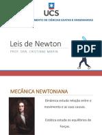 Aula 02 Leis de Newton (2)