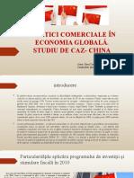 Politici Comerciale În Economia Globală