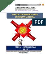 4. PLAN DE CONTINGENCIA SEQUÍA SAN ROMAN