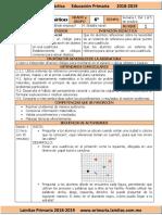 Octubre - 6to Grado Matemáticas (2018-2019)