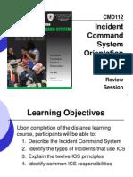 ICS Functions' Job Descriptions