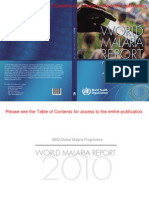 world_malaria_report_2010