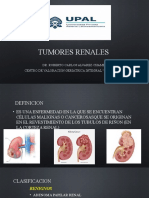 UPALTumores renales  UROLOGIA T 3 T 4