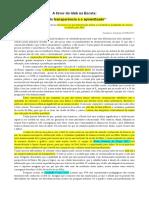 Considerações sobre o Ideb 1