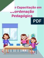 Curso de Capacitacao Em Coordenacao Pedagogica