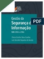 Gestão Da Segurança Da Informação - NBR 27001 e 27002