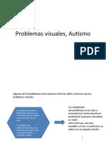 Ceguera, autismo
