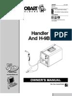 Handler 125 and H-9B Gun Owner's Manual