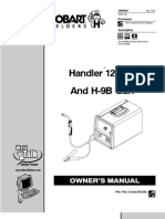 Handler 125EZ and H-9B Gun Owner's Manual
