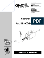 Handler 187 and H100S2-10 Gun Owner's Manual