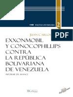 ExonMobil ConocoPhilips Republica Bolivariana de Venezuela