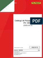 Pk18500 Manual de Despiece