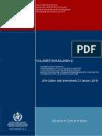 WMO 9 Volume D 2014ed