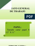 Configuración Del Documento