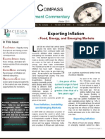 2010Q4 - Investment Compass Quarterly Commentary - Pacifica Partners Capital Management